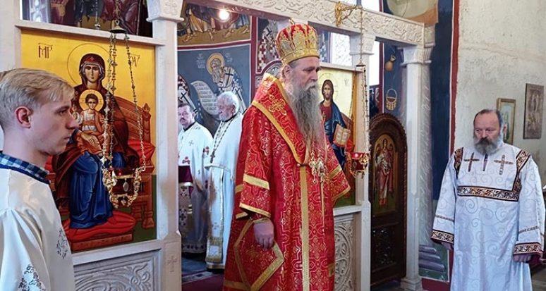Arhijerejska Liturgija Na Sveta Tri Jerarha