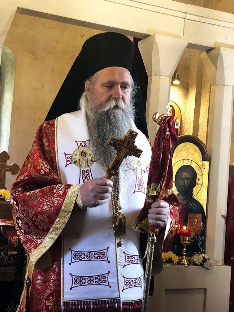 Feb 2021 Arhijerejska Liturgija I Ktitorska Slava Manastira Voljavac 1
