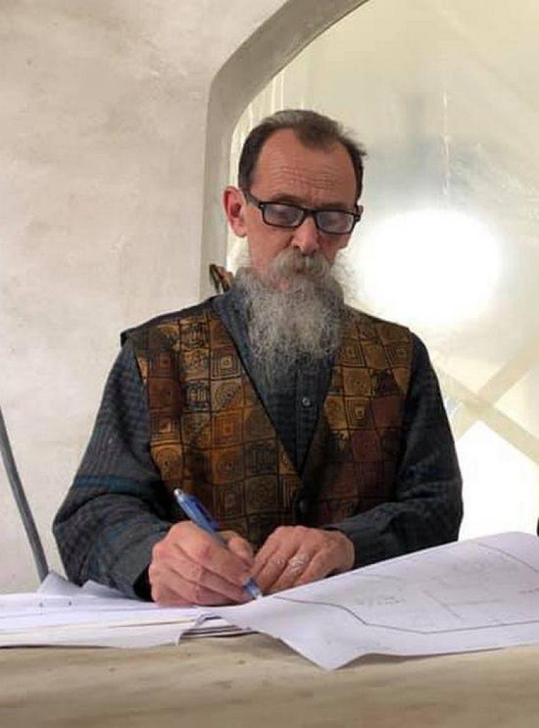 фрескописац Гаврило Марковић