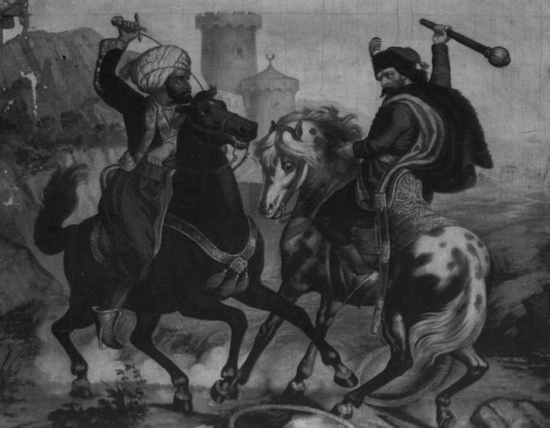 Marko Kraljevic I Musa Kesedzija