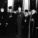 15 Генерал Душан Симовић у Патријаршији 28. март 1941.