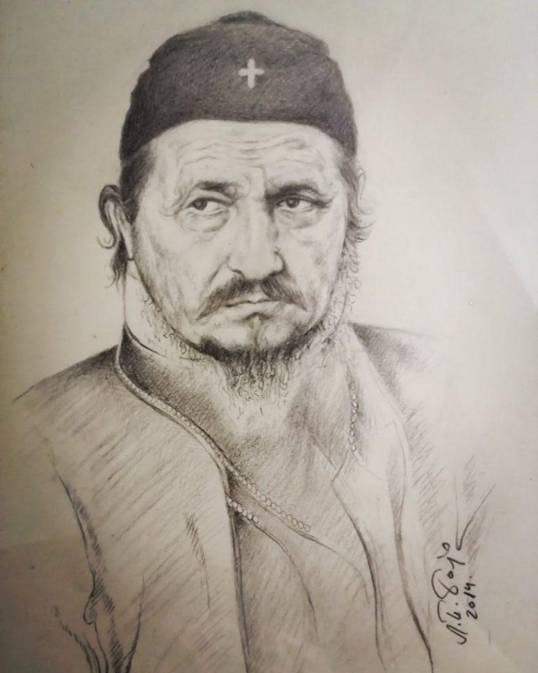 Crtez Vladika Atanasije Jevtic