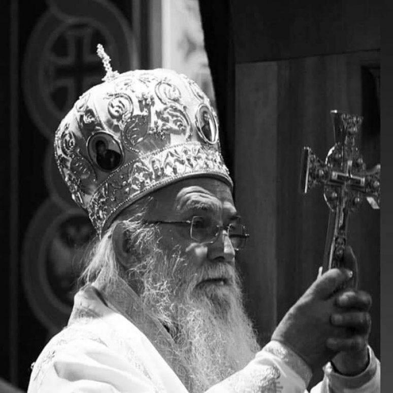 Епископ ваљевски Милутин (Извор Манастир Каона)