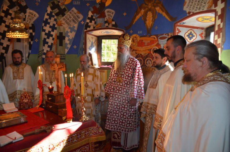 Епископи Јоаникије и Јован