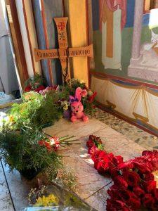 Grob Vladike Atanasija