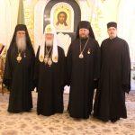 Митрополит Амфилохије и Патријарх Кирило