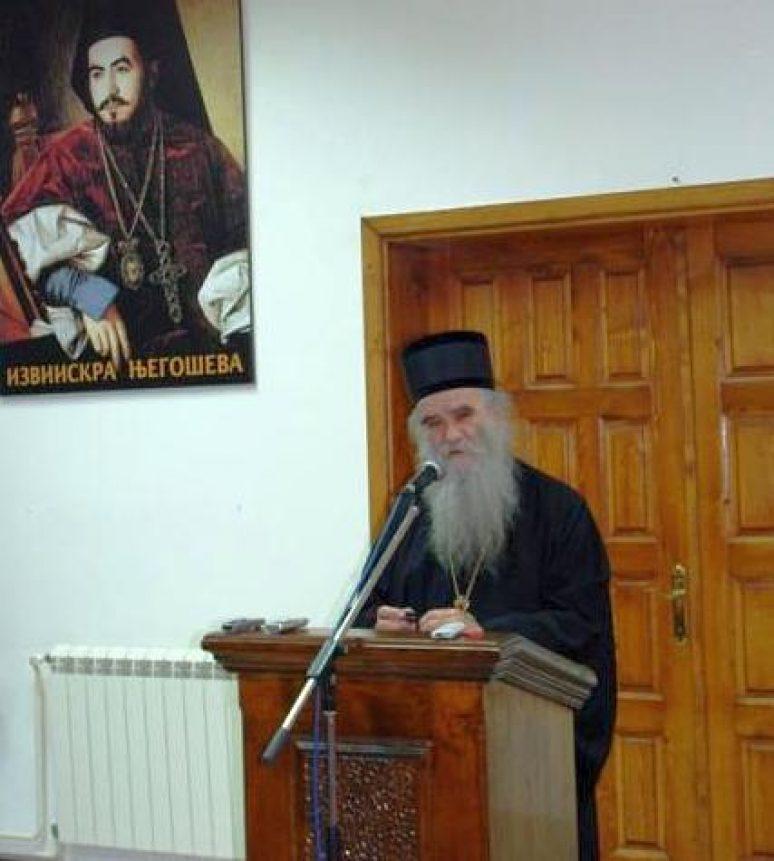 Mitropolit Predavanje Niksic 2013. Godine