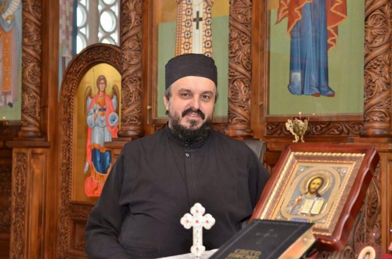 Свештеник Дејан Трипковић