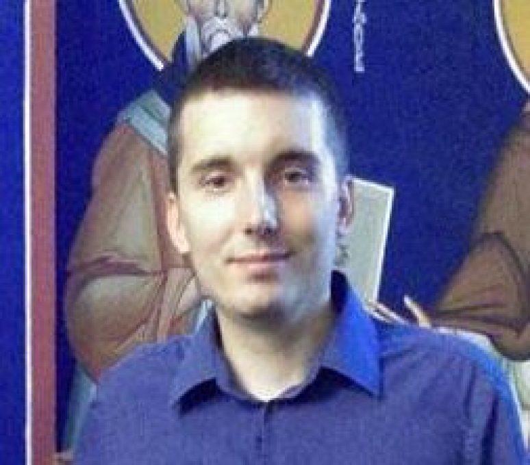 Mr Dušan Ilić, saradnik Instituta za evropske studije u Beogradu