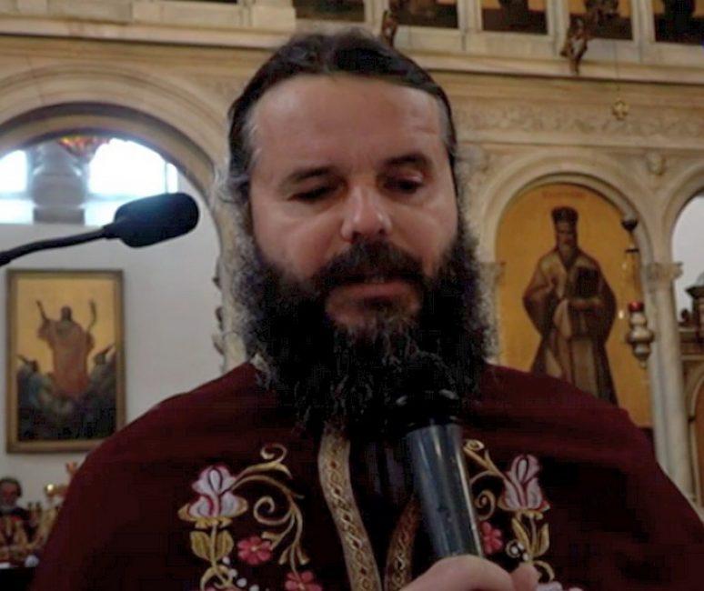 Отац Никола Маројевић