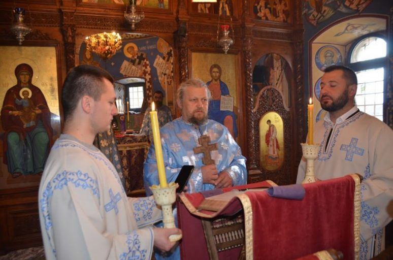 Otac Sergije Ostrog