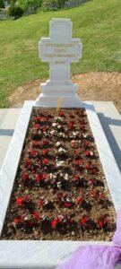 Grob Oca Jovana Radosavljevica