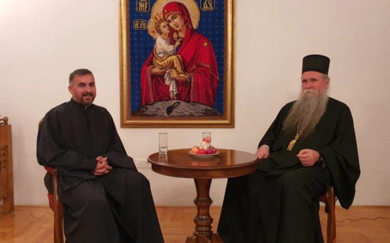 Васкршњи интервју владике Јоаникија за Радио Светигору