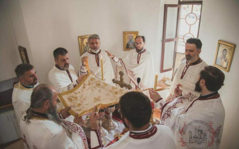 Црквa Вазнесења Господњег у Подгорици