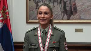 Kapetan Nevena Jovanović