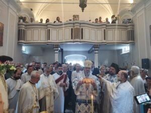 Владика Кирило богослужио на Топлој