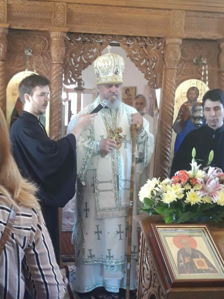 Vladika Kirilo Danilovgrad