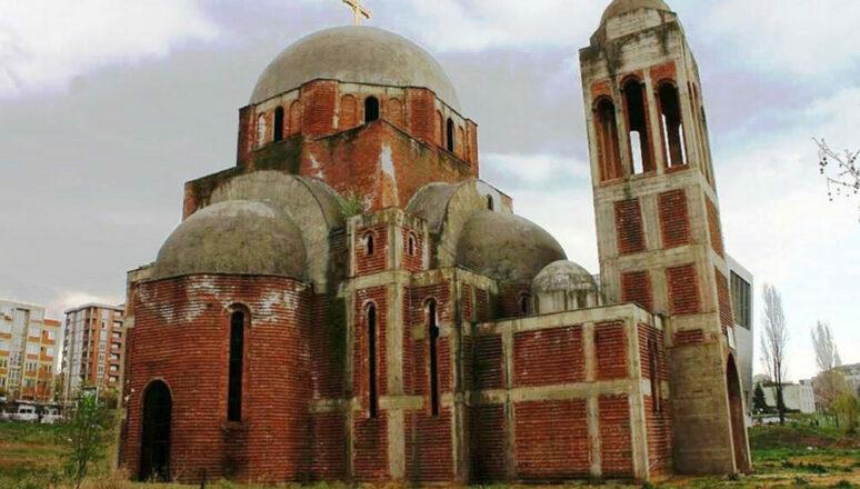 храм Христа Спаса у Приштини