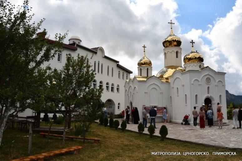 Манстир Св. Сергеја Радоњешког у Микулићима