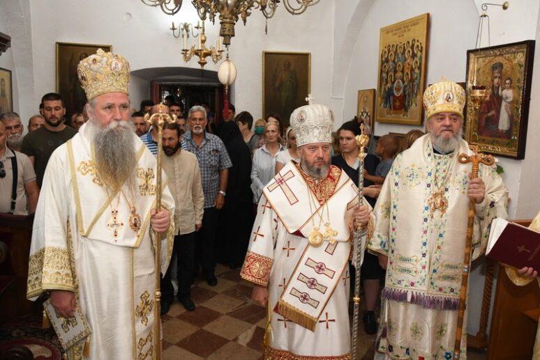 Петровданско сабрање у Цетињском манастиру