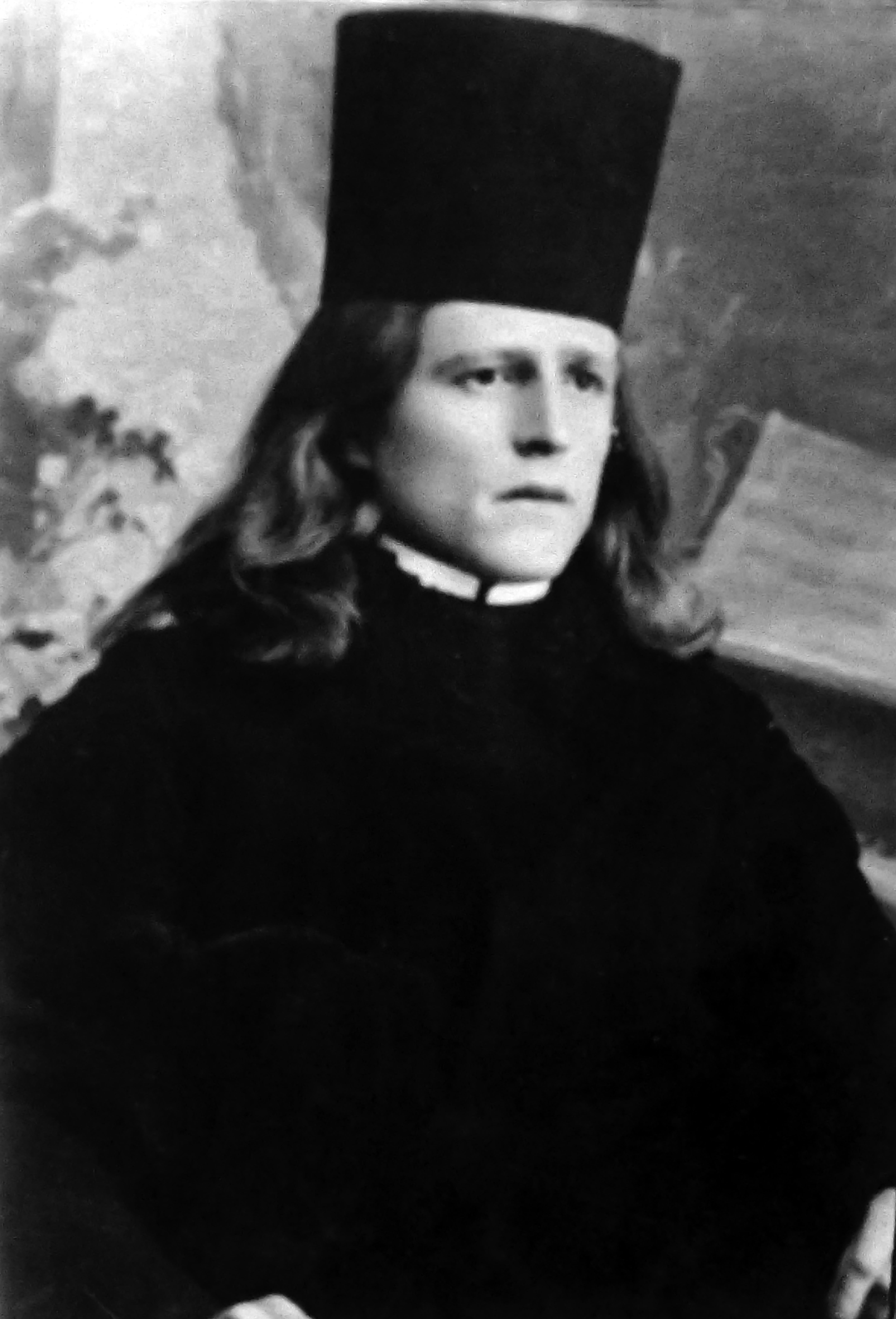 Јеромонах Серафим Пекић, старешина Темског манастира