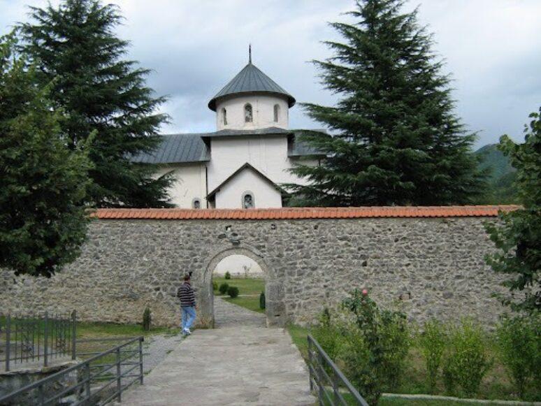 Mанастир Морача