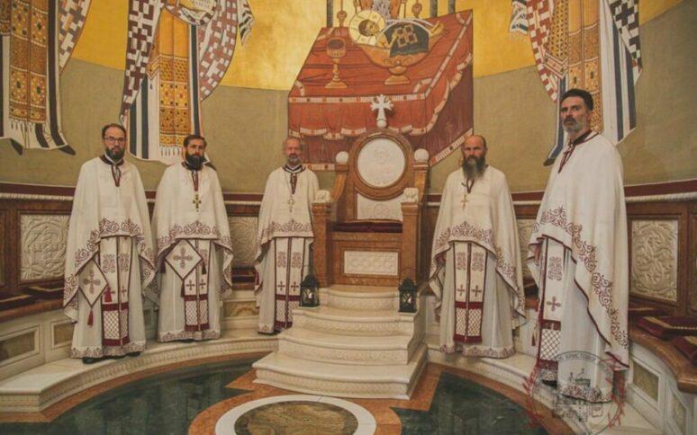 Успење Пресвете Богородице торжествено прослављено у подгоричком Саборном храму