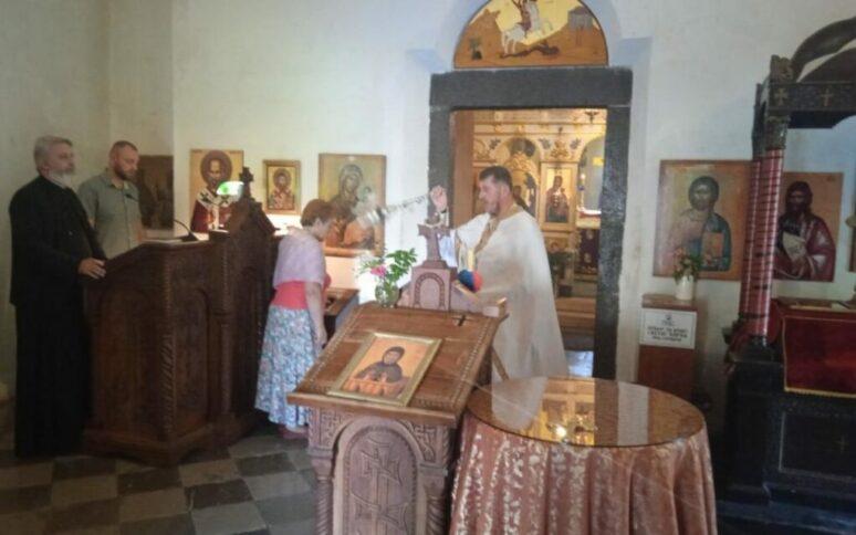 Црквена Нова година прослављена у храму под Горицом