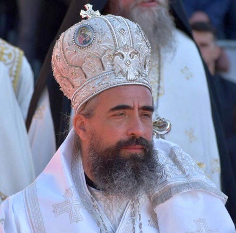 Епископ будимљанско никшићки г. Методије