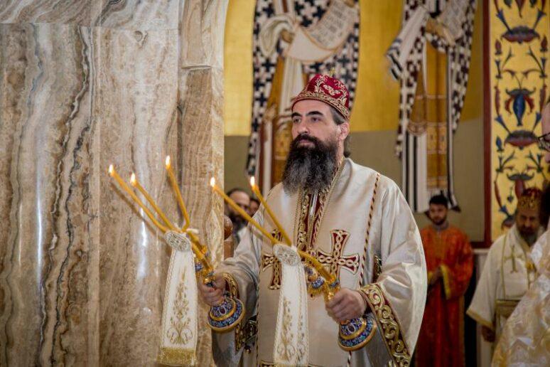 Епископ будимљанско никшићког Методија (Остојића)