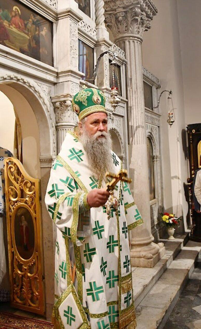 Митрополит Јоаникије у Херцег Новом