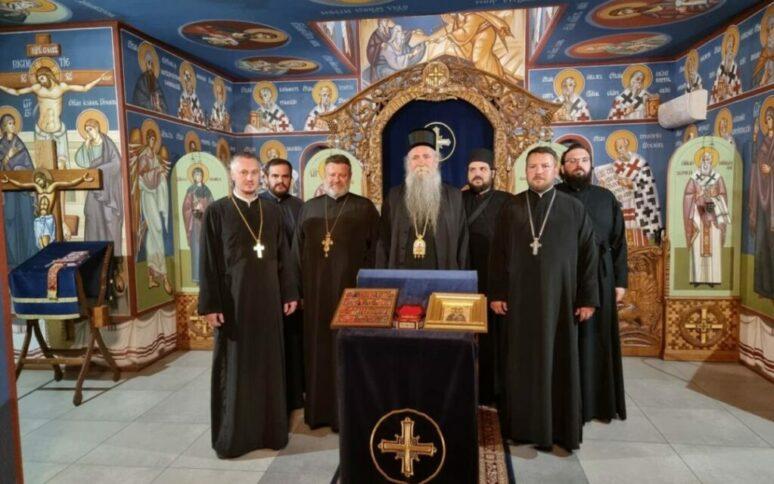 Митрополит Јоаникије завршио посјету Пољској Православној Цркви