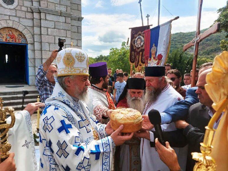 Прослављена храмовна слава манастира Косијерво