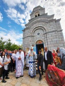 Sep 2021 Arhijerejska Liturgija I Slava Manastira Kosijerevo 20