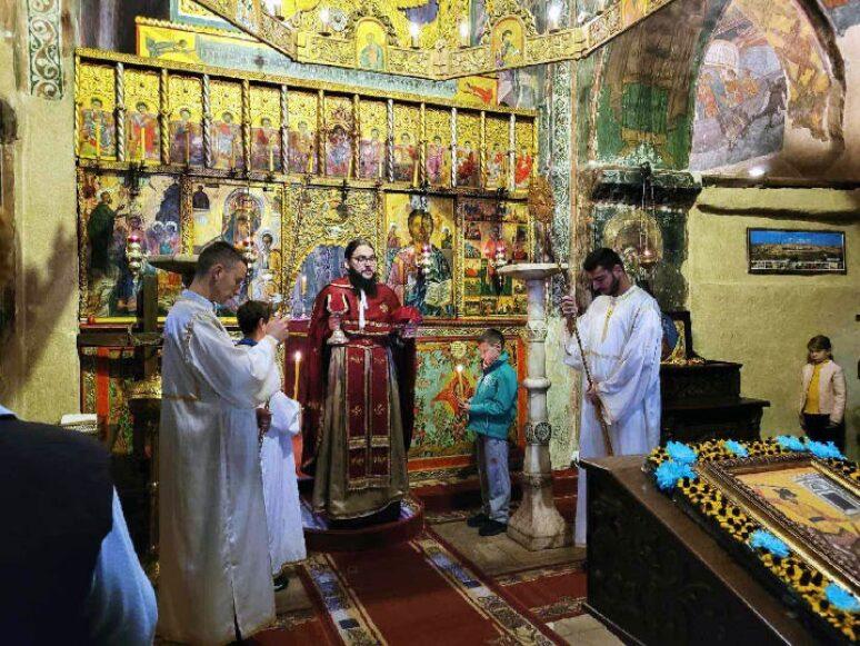 Sep 2021 Liturgija Na Usjekovanje Glave Sv Jovana U Nikoljcu