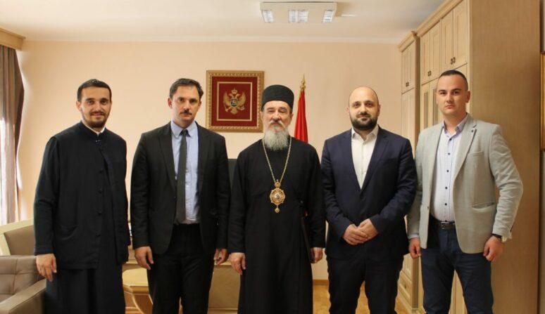 Епархија милешевска уписана у Јединствену евиденцију верских заједница у Црној Гори