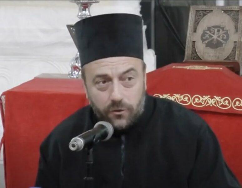 Протојереј ставрофор Милић Драговић